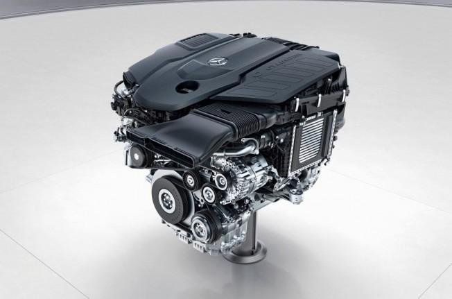 Motor diésel Mercedes-Benz
