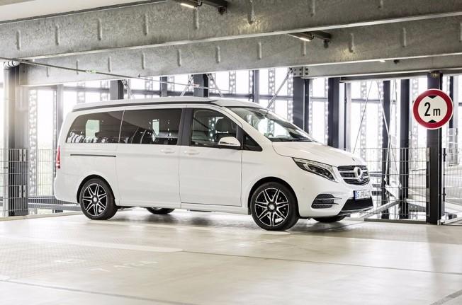 Mercedes Marco Polo Horizon 2017