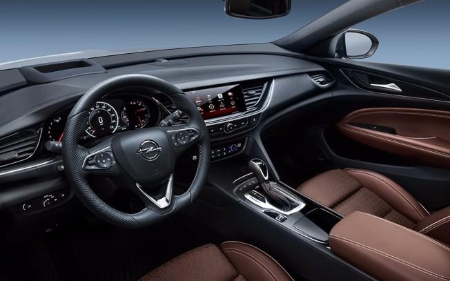 Opel Insignia Country Tourer 2018 - interior