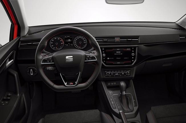 SEAT Ibiza 2017 - interior