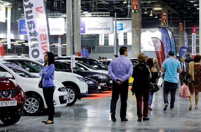 Ventas de coches de ocasión en España - Marzo 2017