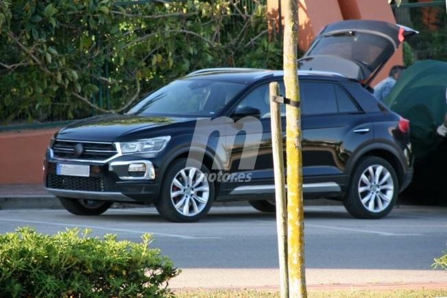 Volkswagen T-ROC 2018 - foto espía