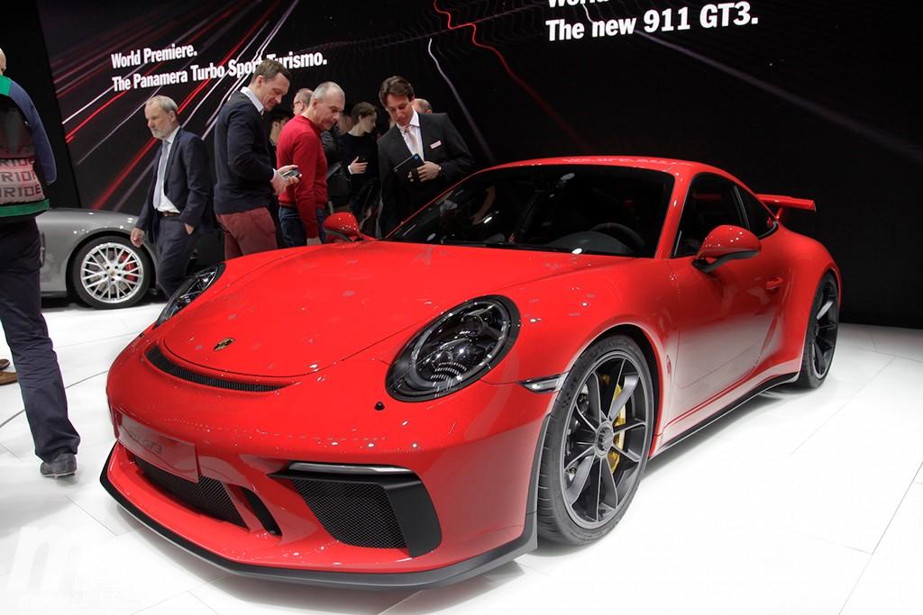 Porsche 911 GT3: todos los precios del nuevo GT3 de 500 CV