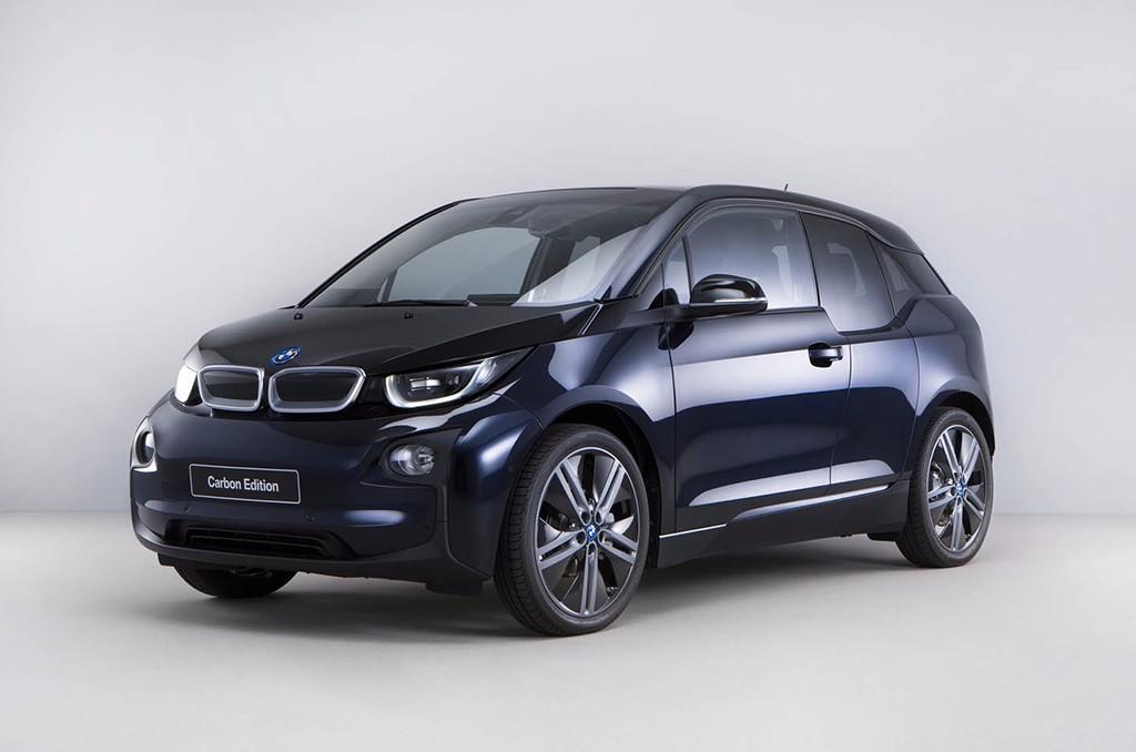 BMW i3 Carbon Edition: acentuando la imagen futurista del eléctrico alemán