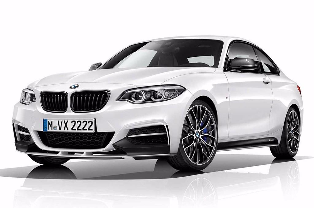 BMW M240i M Performance Edition: 750 unidades que aportan más exclusividad