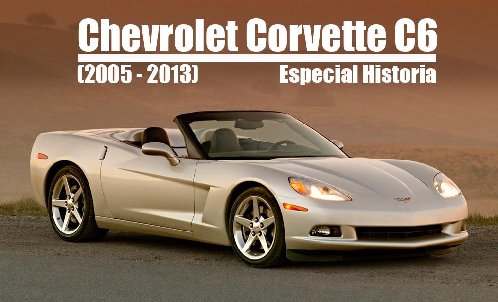Chevrolet Corvette C6 (2005 - 2013)