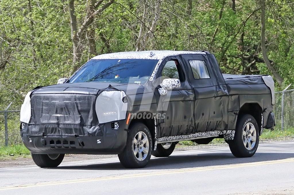 Chevrolet Silverado 2019: el pick-up full-size recibirá una gran actualización en 2018