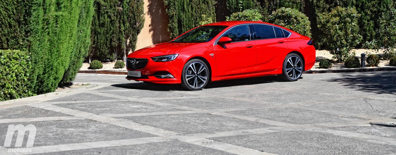 Prueba Opel Insignia Grand Sport 2017