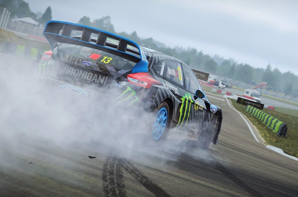 DiRT 4: el nuevo tráiler nos muestra la emoción del Rallycross