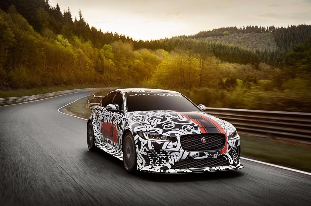 Jaguar XE SV Project 8: el coche de calle más potente jamás creado por la marca