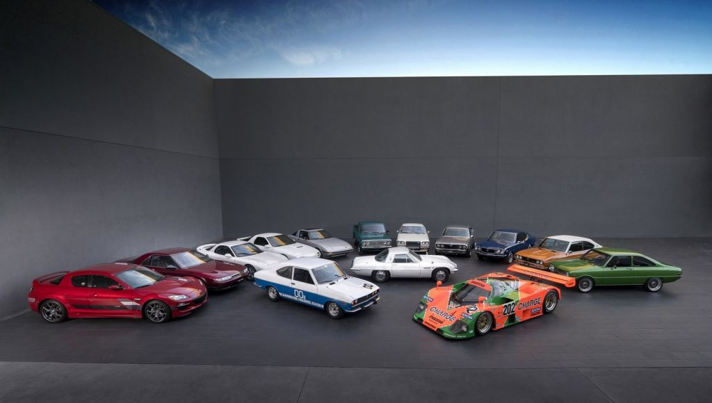 Mazda Cosmo Sport: hoy se cumplen 50 años del primer rotativo de Mazda