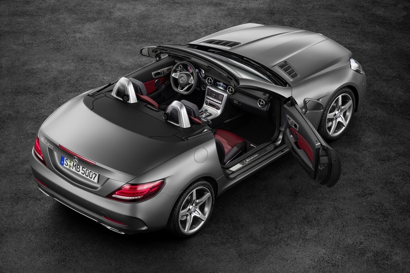 Mercedes SLC: a un paso de marcharse por la puerta de atrás