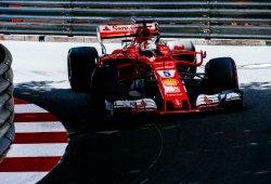 'All in' de Ferrari en los terceros libres