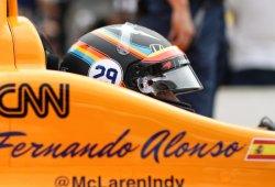 Alonso brilla en su simulación de qualy; Bourdais lidera el Fast Friday