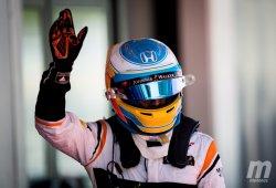 Alonso se inventa una vuelta imposible y saldrá séptimo