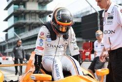 Alonso, la Indy y el futbolín travestido