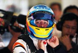"""Alonso: """"Vettel y Hamilton luchan por el mundial, me halaga que hablen más de mí"""""""