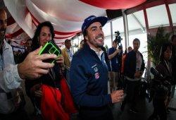 Alonso confía en la fiabilidad de su motor Honda