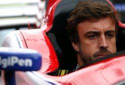 Alonso intentará superar el ROP hoy en Indianápolis