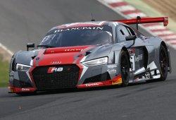 Audi y BMW empiezan como referencia en Brands Hatch