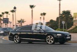 Audi tendrá lista una pequeña flota de coches autónomos en 2021