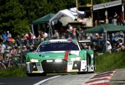 Audi gana con susto final las 24 Horas de Nürburgring