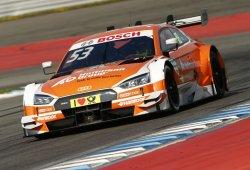 Audi se mimetiza con un DTM lleno de cambios