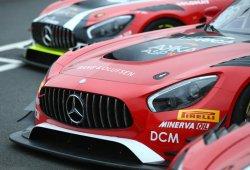 La Blancpain Sprint Cup sigue su curso en Brands Hatch