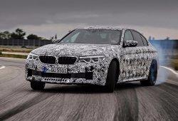 BMW M xDrive: así es el sistema de tracción que usará el nuevo M5