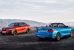 BMW M240i 2018: ligera actualización para el coupé y cabrio