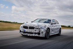 BMW M5 2018: la marca revela los primeros detalles de la nueva generación