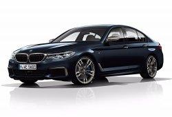 BMW M550d xDrive 2017: la berlina con el motor diésel de seis cilindros más potente