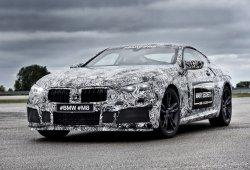 BMW M8 2018: la marca alemana nos sorprende revelando el nuevo M8