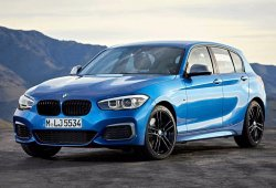 BMW Serie 1 2018: un lavado de cara leve pero muy necesario
