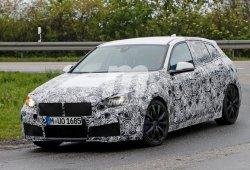 BMW Serie 1 2019: las primeras fotos espía de la nueva generación del Serie 1 actual