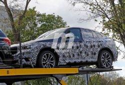 BMW X4 2018: un primer vistazo a la nueva generación del SUV deportivo alemán