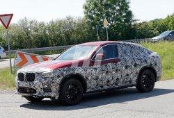 BMW X4 2018: cazada la nueva generación del SUV deportivo en Múnich
