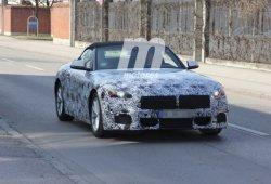 BMW nos adelantará el futuro Z4 roadster con un concept en Pebble Beach