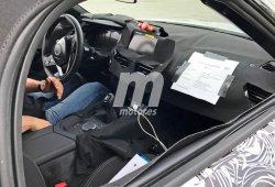 BMW Z5 sDrive 2.0i: nos asomamos por primera vez al interior del roadster