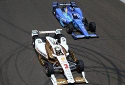 Castroneves comanda el Carb Day: Alonso 5º, pero Honda vuelve a fallar