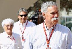 Carey critica duramente la gestión de Ecclestone