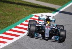 Hamilton se lleva el duelo con Vettel de Montmeló
