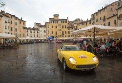 La Cavalcade Classiche Ferrari 2017 juntó 70 clásicos valorados en más de 300 millones