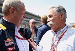 """Chase Carey: """"Mejoraremos la F1 por los aficionados, no por los equipos"""""""