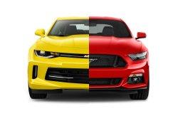 El Chevrolet Camaro adelanta al Mustang en ventas por segunda vez