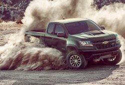 Chevrolet Colorado ZR2: espectacular vídeo de sus pruebas de desarrollo
