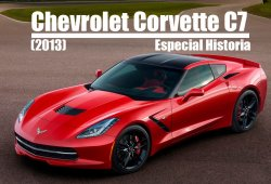 Chevrolet Corvette C7 Stingray (2013-hoy)