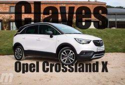 Las 4 claves del Opel Crossland X