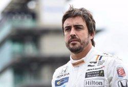 "Alonso: ""Fue bonito sentir tanto respeto por este momento, es pura adrenalina"""