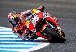 Dani Pedrosa no tiene rival en Jerez y gana el GP de España